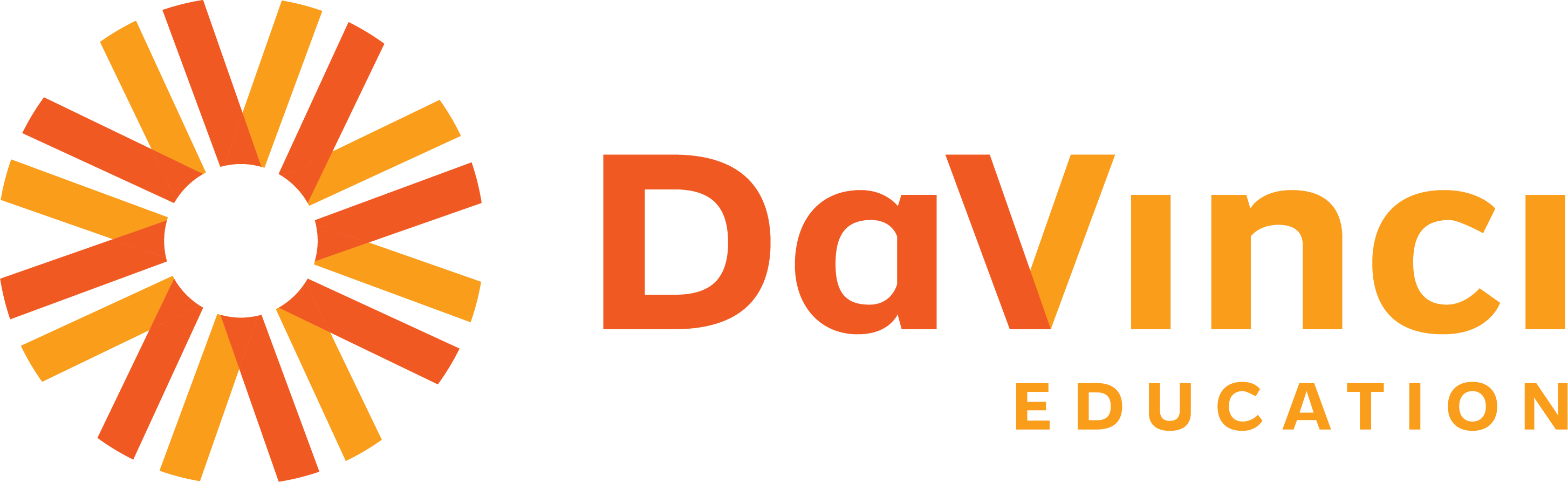 DaVinci Education logo color
