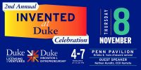 2nd Invented at Duke Celebration