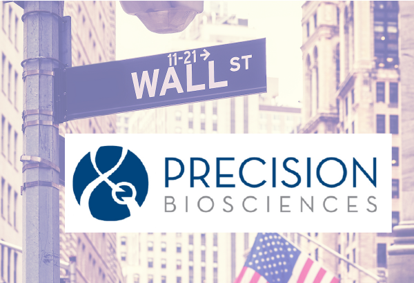 Precision Biosciences IPO
